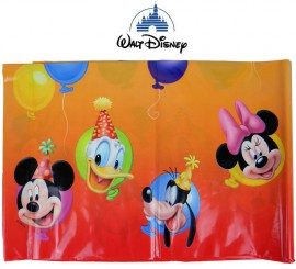 Bolsa de 1 mantel Mickey ballons
