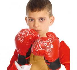 Par de guantes de boxeo infantil/mujer