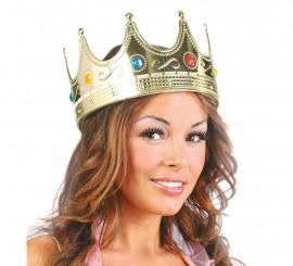 Corona de Rey o Reina