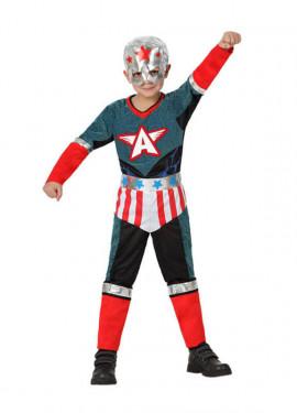 Déguisement de Super-Héros pour enfants plusieurs tailles