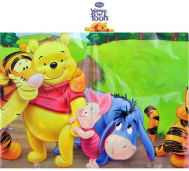 Bolsa de 1 mantel Winnie Adventures