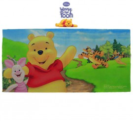 Bolsa de 20 servilletas Winnie Adventure