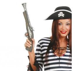 Pistolón Trabuco Pirata de 42 cm.