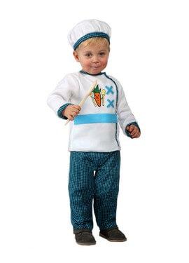 Disfraz de Cocinero para bebes