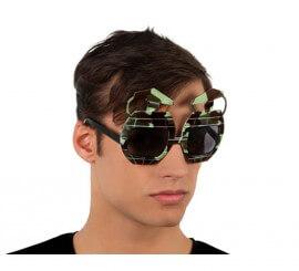 Gafas de Militar con granada