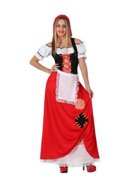 Disfraz de Pastora para mujer talla M-L