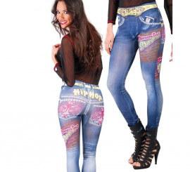 Pantalones leggings Hip Hop para mujer