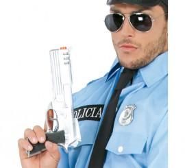 Pistola de Espía o de Policía de 29 cm