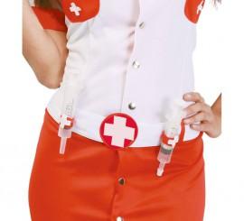 Cinturón de Enfermera con 2 Jeringuillas