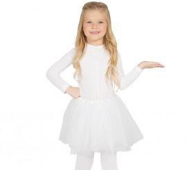 Tutú Infantil blanco