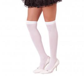 Calcetines o Medias blancas