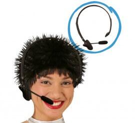 Auriculares con micrófono