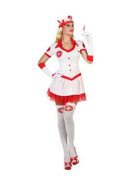 Disfraz de Enfermera Tutú para mujer