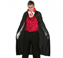Capa de Vampiro de 140 cm para Halloween