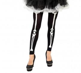 Leggings o medias de Esqueleto