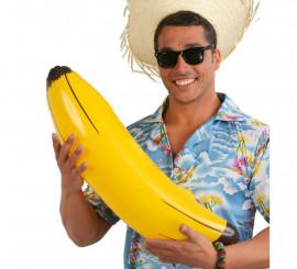 Banane Gonflable de 70 cm Hawaïenne
