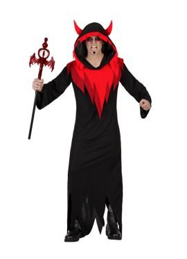 Disfraz de Demonio Fuego para hombre