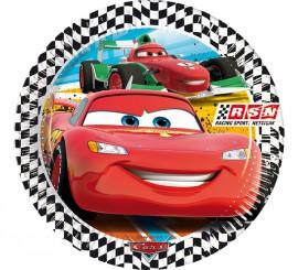 Bolsa de 6 platos Cars