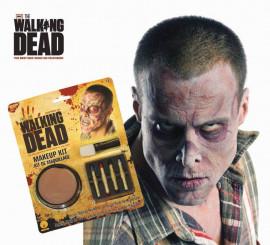 Maquillaje The Walking Dead para Halloween