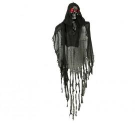 Colgante Esqueleto con luz de 140 cm para Halloween