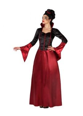 Disfraz de Dama Vampiresa para mujer
