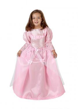 Disfraz de Princesa Rosa para niñas