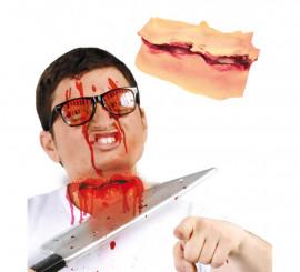 Blister de 2 cicatrices cortes para Halloween