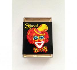 Cajita de maquillaje graso de color Oro de 25 gr.