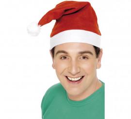 Gorro de Papá Noel o Santa Claus para Navidad