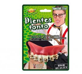 Dientes o dentadura de Hierro