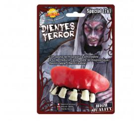 Dentier de Sorcière pour Halloween