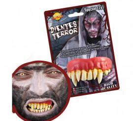 Dientes de Monstruo Vampiro para Halloween