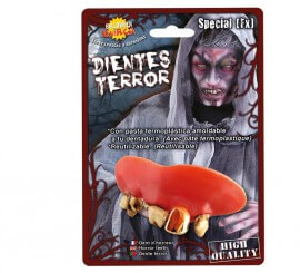 Dientes de Monstruo para Halloween