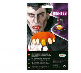 Dentier de Monstre pour Halloween