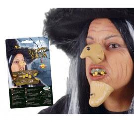 Dientes de Bruja para Halloween