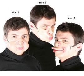 Grosses Joues en 3 modèles différents