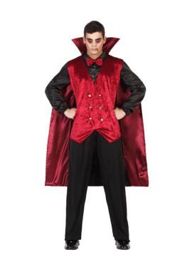 Disfraz de Vampiro para hombre para Halloween