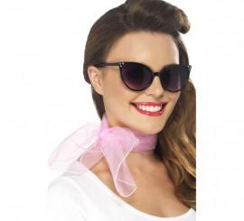 Pañuelo Rosa para Cuello años 50