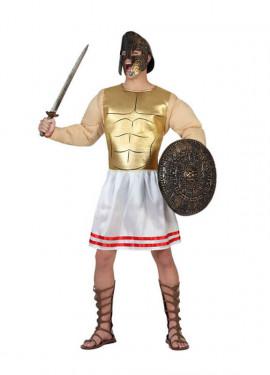 Disfraz de Guerrero Griego Musculoso para hombre