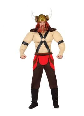 Déguisement de Viking Musclé pour homme plusieurs tailles
