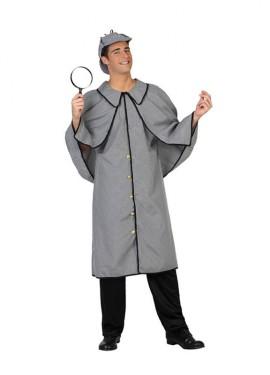 Disfraz de Detective Holmes para hombre talla M-L
