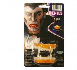 Dientes Vampiro de látex para Halloween