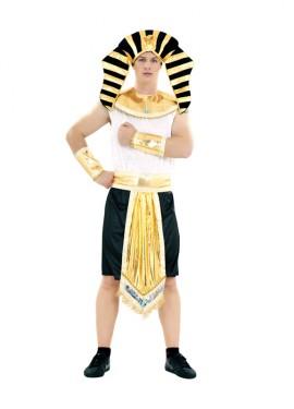 Disfraz de Rey Egipcio para hombre talla M-L