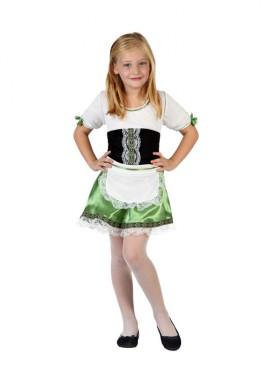 Disfraz de Alemana para niñas