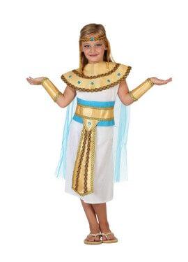 Déguisement d'Égyptienne pour enfants plusieurs tailles