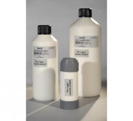 Latéx líquido en envase de 1000 ml.