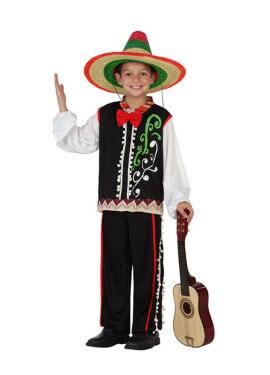 Disfraz para niños de Mariachi