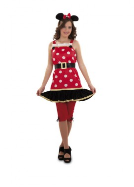 Disfraz de Ratoncita para chicas talla S