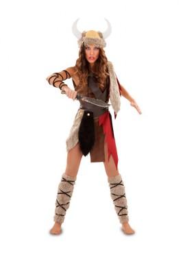 Déguisement de Viking pour Femme taille M-L
