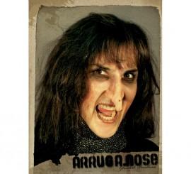 Maquillaje FX nariz arrugada de Bruja para Halloween
